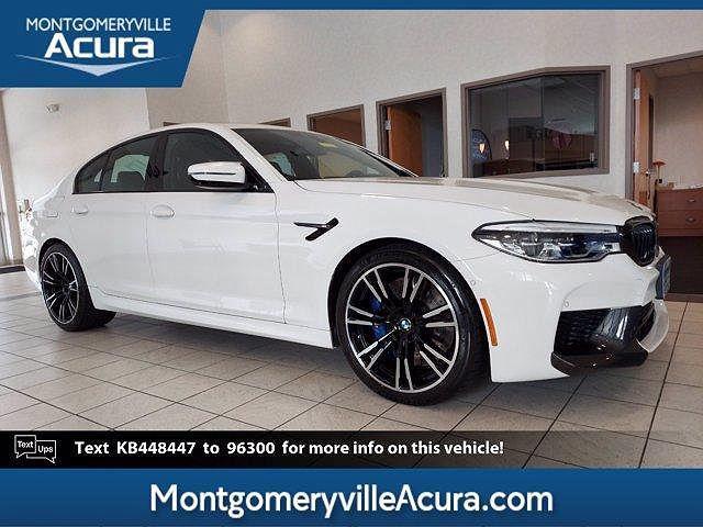 2019 BMW M5 Sedan for sale in Montgomeryville, PA