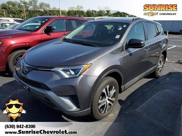 2017 Toyota RAV4 LE for sale in Glendale Heights, IL