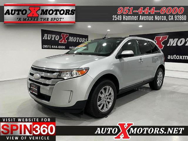 2013 Ford Edge SEL for sale in Norco, CA