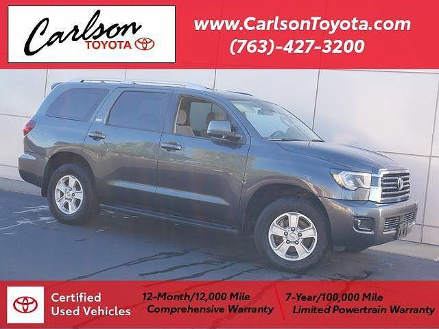 2019 Toyota Sequoia SR5 for sale in Coon Rapids, MN