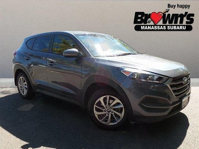 2017 Hyundai Tucson SE for sale in Manassas, VA