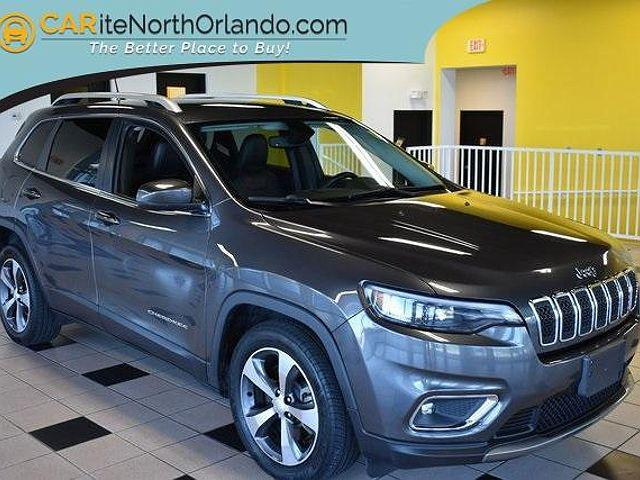 2019 Jeep Cherokee Limited for sale in Sanford, FL