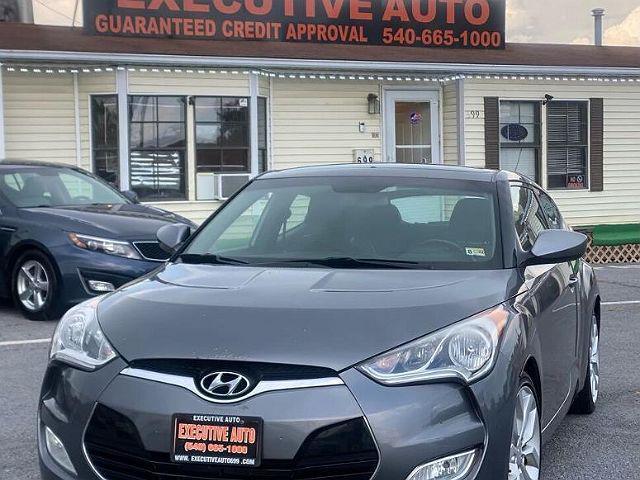 2013 Hyundai Veloster w/Black Int for sale in Winchester, VA