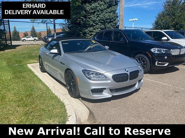 2014 BMW 6 Series 650i xDrive for sale in Bloomfield Hills, MI