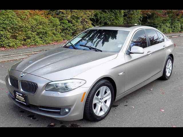 2011 BMW 5 Series 528i for sale in Poulsbo, WA