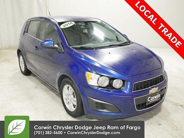 2014 Chevrolet Sonic LT for sale in Fargo, ND