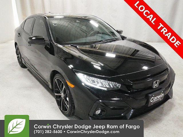 2021 Honda Civic Hatchback Sport Touring for sale in Fargo, ND
