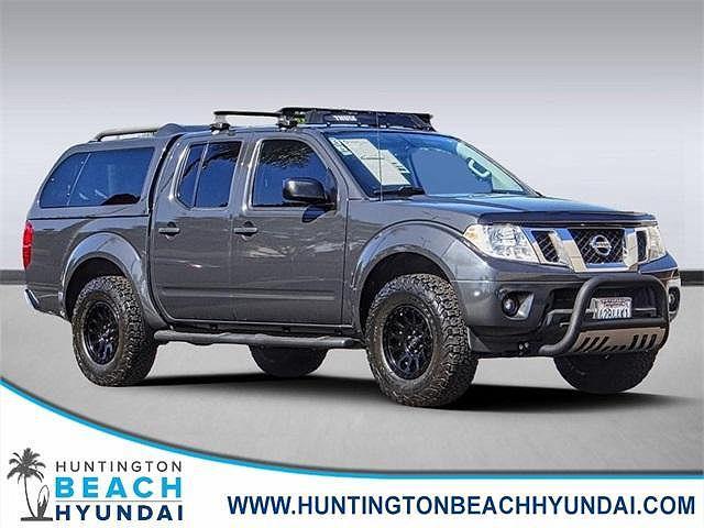2014 Nissan Frontier for sale near Huntington Beach, CA