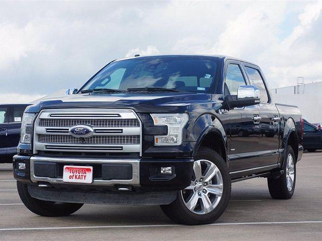 2016 Ford F-150 Lariat/Platinum/King Ranch/Limited for sale in Katy, TX