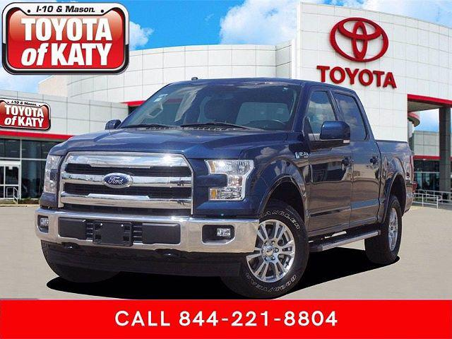 2017 Ford F-150 Lariat/King Ranch/Platinum for sale in Katy, TX