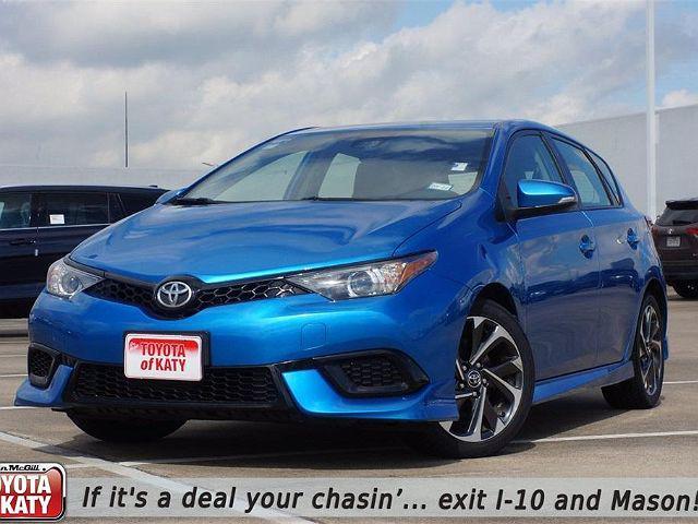 2018 Toyota Corolla iM CVT (Natl) for sale in Katy, TX