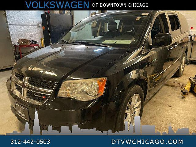 2014 Dodge Grand Caravan SXT for sale in Chicago, IL