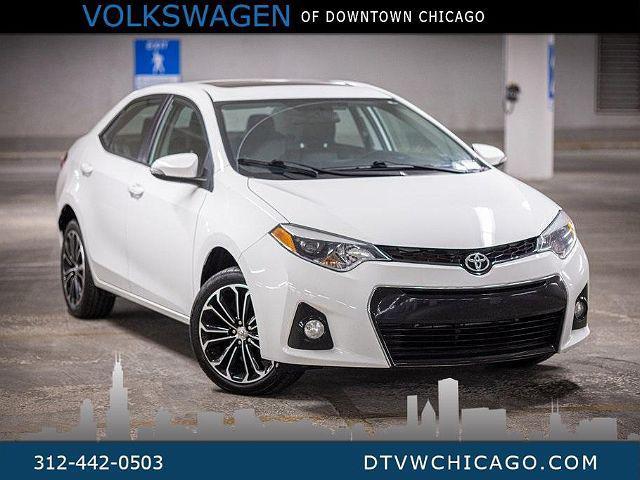 2016 Toyota Corolla S for sale in Chicago, IL