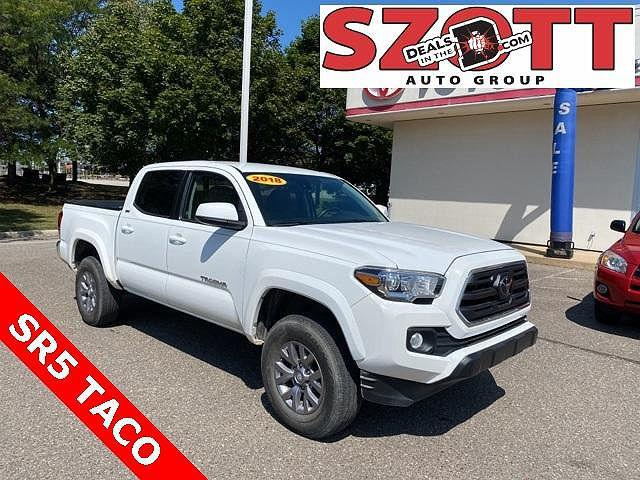 2018 Toyota Tacoma SR5 for sale in Waterford, MI