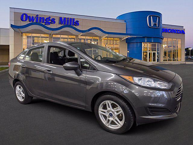 2018 Ford Fiesta SE for sale in Owings Mills, MD