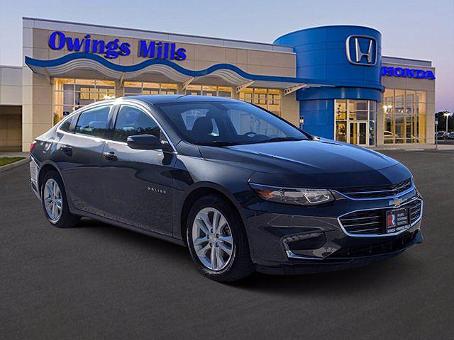 2018 Chevrolet Malibu LT for sale in Owings Mills, MD