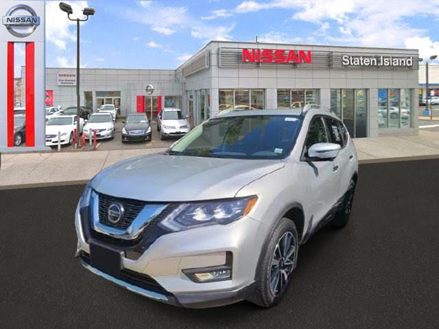 2019 Nissan Rogue SL [9]