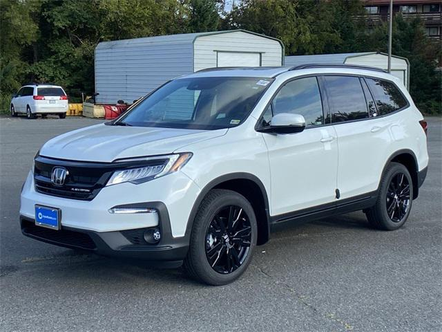 2022 Honda Pilot Black Edition for sale in Manassas, VA