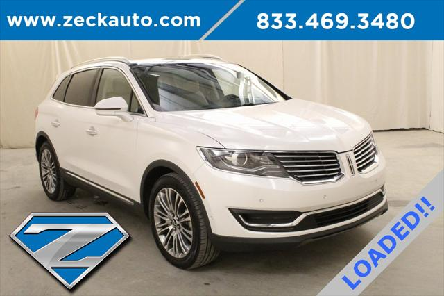 2018 Lincoln MKX Reserve for sale in Purcell, OK