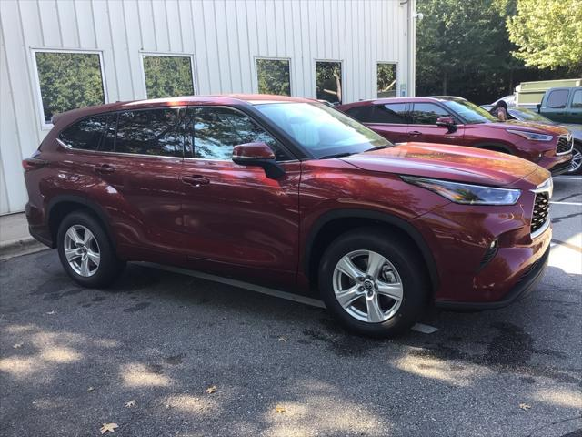 2021 Toyota Highlander LE for sale in Raleigh, NC