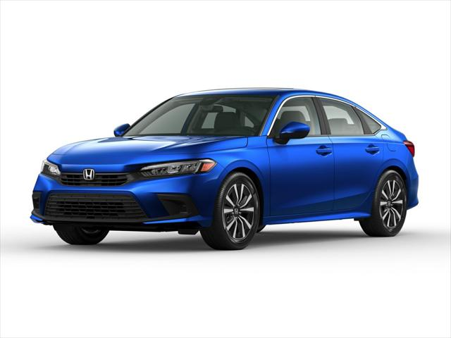 2022 Honda Civic Sedan EX for sale in Crystal Lake, IL
