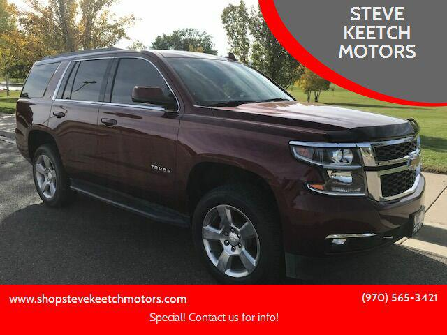 2018 Chevrolet Tahoe LT for sale in Cortez, CO