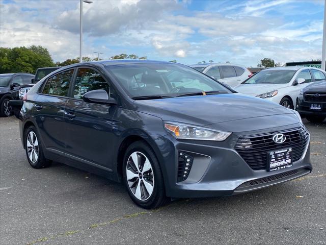 2019 Hyundai Ioniq Plug-In Hybrid Hatchback for sale in DANBURY, CT