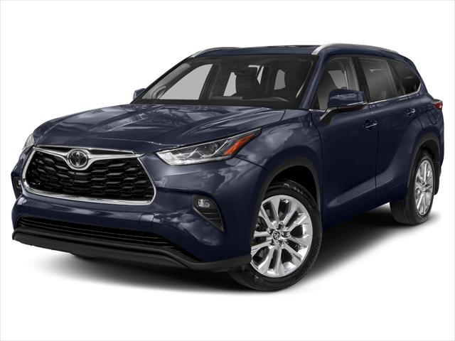 2021 Toyota Highlander Limited for sale in Arlington, VA