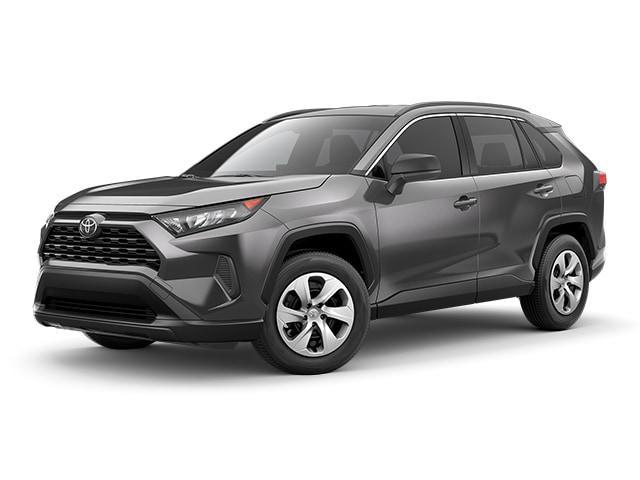 2021 Toyota RAV4 LE for sale in Arlington, VA