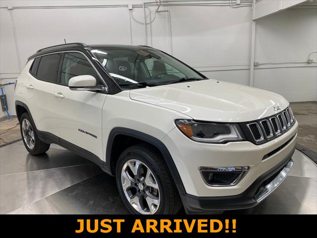 2018 Jeep Compass Limited for sale in WEBSTER , NY