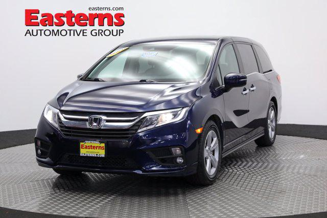 2018 Honda Odyssey EX for sale in Millersville, MD
