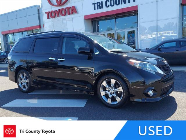 2014 Toyota Sienna SE for sale in Limerick, PA