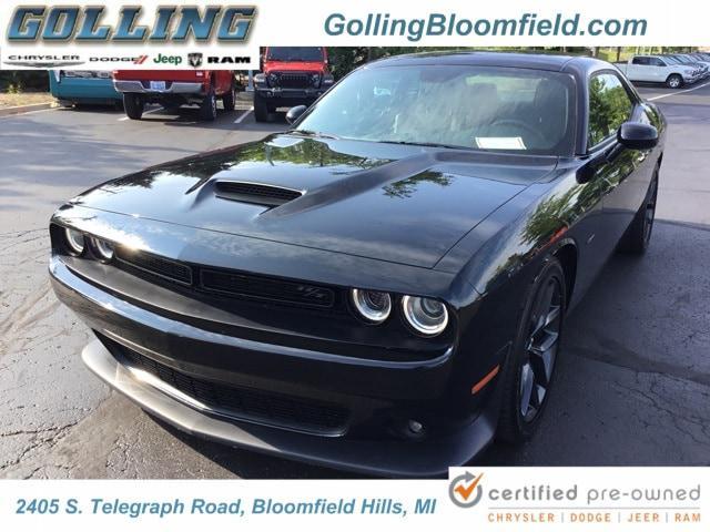 2019 Dodge Challenger R/T for sale in Bloomfield Hills, MI