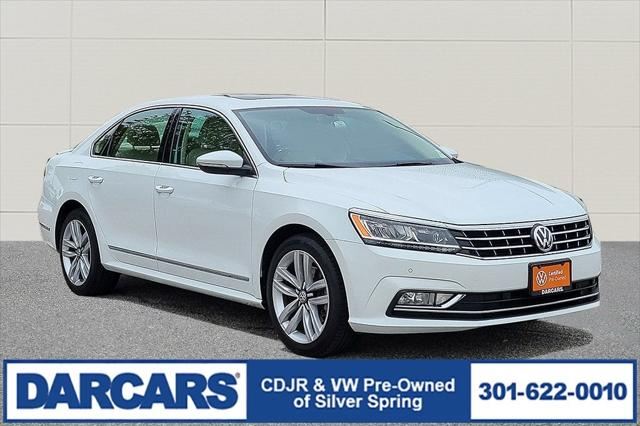 2017 Volkswagen Passat 1.8T SE w/Technology for sale in Silver Spring, MD