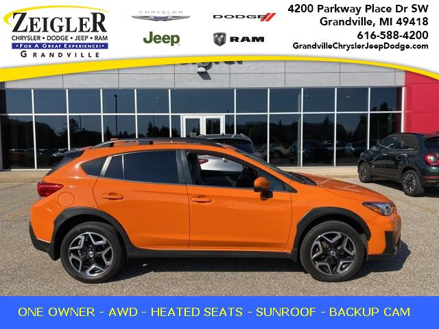 2018 Subaru Crosstrek Limited for sale in Schaumburg, IL