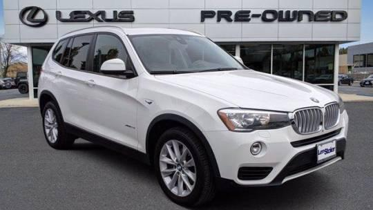 2016 BMW X3 xDrive28i for sale in Owings Mills, MD