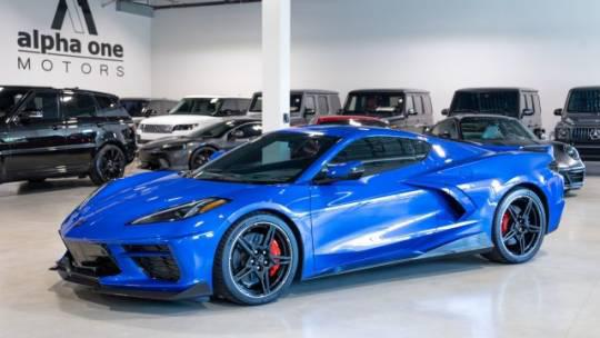 2020 Chevrolet Corvette 2LT for sale in Round Rock, TX