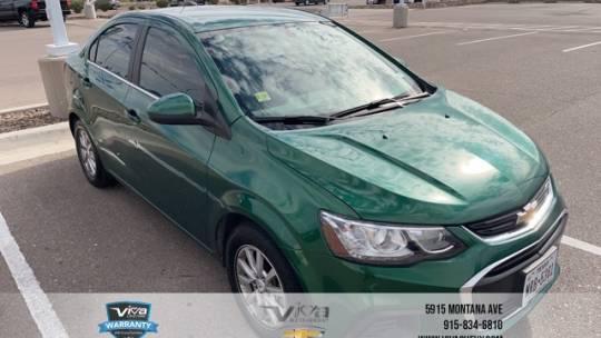 2018 Chevrolet Sonic LT for sale in El Paso, TX