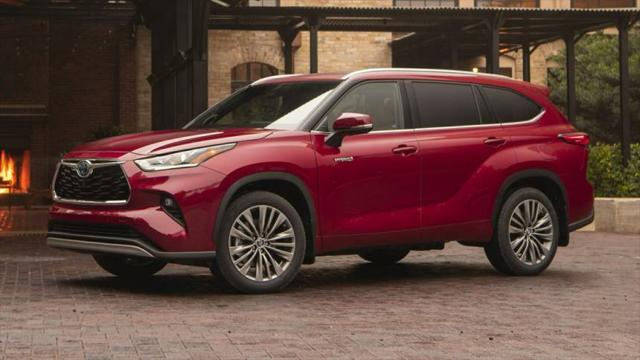 2021 Toyota Highlander Hybrid LE for sale in Calumet City, IL