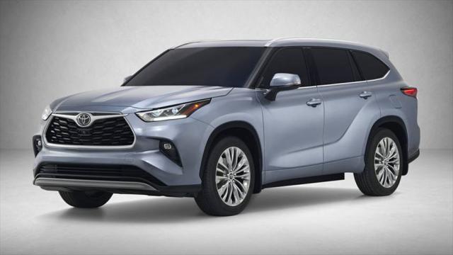 2021 Toyota Highlander Platinum for sale in Calumet City, IL