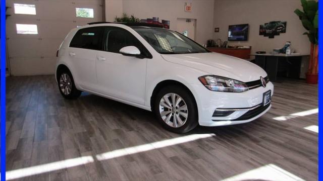 2020 Volkswagen Golf TSI for sale in Rockaway, NJ