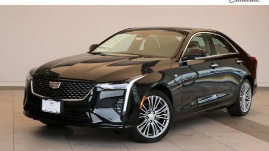 2021 Cadillac CT4 Premium Luxury for sale in Libertyville, IL
