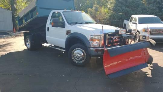 2008 Ford F-550 XLT for sale in Channahon, IL