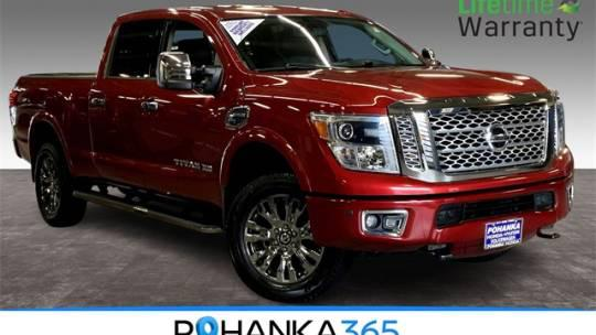 2016 Nissan Titan XD Platinum Reserve for sale in Capitol Heights, MD