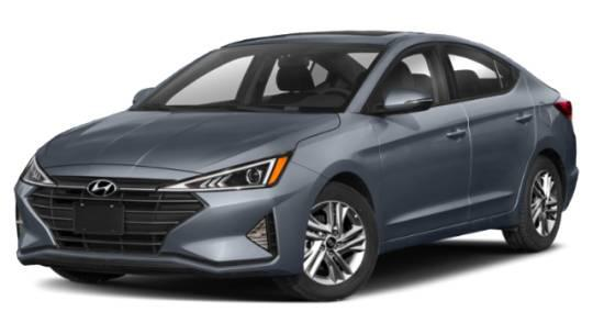 2020 Hyundai Elantra SEL for sale in College Park, MD