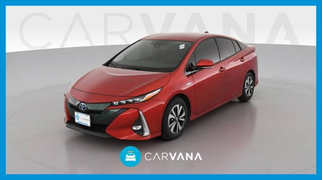 2017 Toyota Prius Prime Advanced for sale in Blue Mound, TX