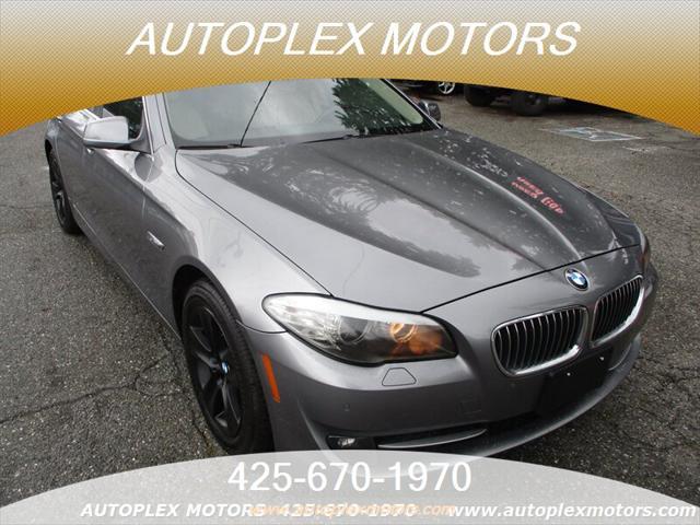 2011 BMW 5 Series 528i for sale in Lynnwood, WA