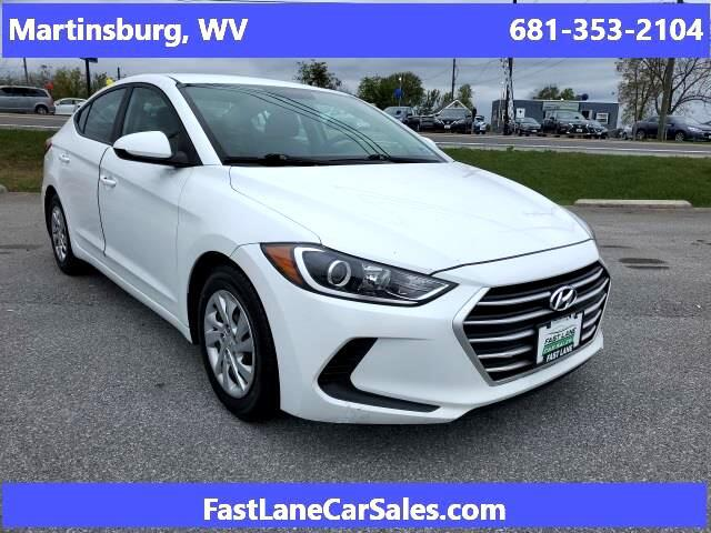2017 Hyundai Elantra SE for sale in Hagerstown, MD