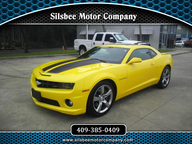 2011 Chevrolet Camaro 2SS for sale in Silsbee, TX