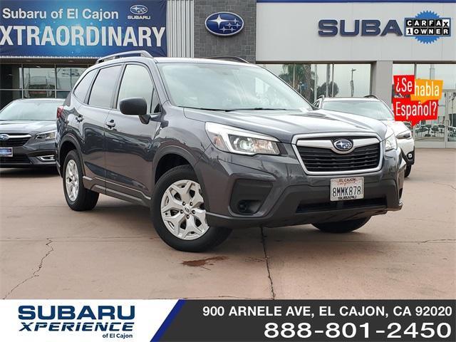 2020 Subaru Forester CVT for sale in El Cajon, CA